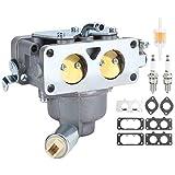 Carburateur de débroussailleuse, carburateur Universel fiable et Durable de Remplacement, Aluminium pour Tondeuse à Gazon