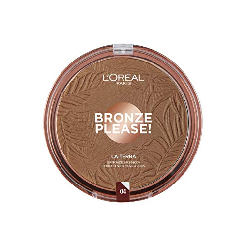 LOreal Paris Make-up Designer Polvo Bronceador Glam Bronze La Terra 04 Taormina de LOreal Paris Make-up Designer