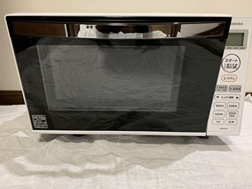 東芝 電子レンジ 17L ホワイト(縦開き扉)TOSHIBA ER-SS17A-W