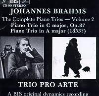 Brahms: Complete Piano Trios, Vol.2