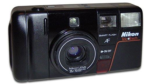 Nikon Tele Touch AF 35mm Camera