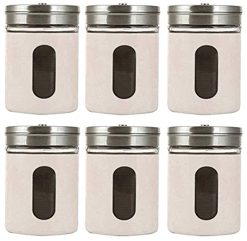 Gewürzdose aus Olivenholz handgefertigt Gewürze Oregano Salz Pfeffer NEU