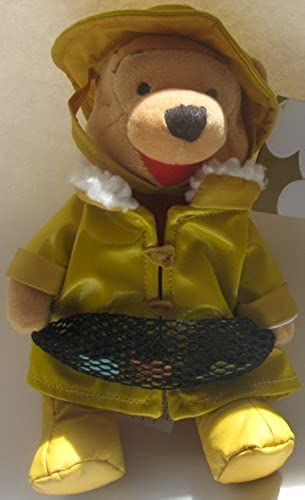 Disney Bean Bag Plush Winnie the Pooh Cape Cod Traveling Series by Disney