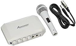 KM-201 HDMI Karaoke Audio Mixer Review