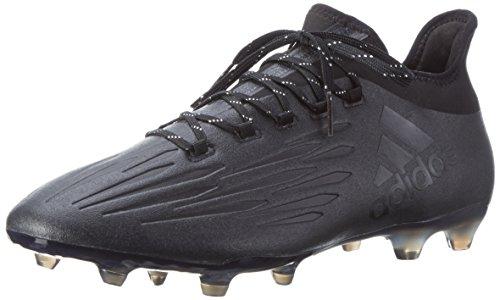 adidas X 16.2 Fg - equipos de fútbol Hombre, Multicolore (Cblack/Cblack/Dkgrey), 40 EU