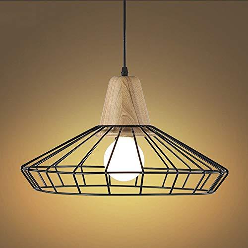 Chandelier-ny Vintage decoratieve kroonluchter Verstelbare retro-lamp, industriële ouderwetse metalen kooiverlichting, woonkamer, de staafdecoratie-plafondlamp geeft eenvoudig creatief