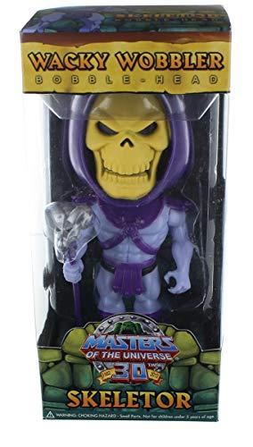 Masters Of The Universe: Metallic Skeletor Wacky Wobbler SDCC 2013 Exclusive