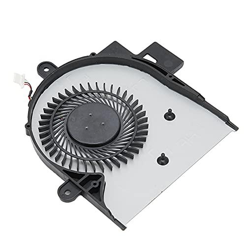 Ventiladores de PC, disipación de calor fuerte Refrigerador de radiador de computadora compatible y duradero, ventilador de flujo de aire, para HP Pavilion X360 / 15 ‑ W / 15T ‑ W / M6 ‑ W / 15 ‑ BK