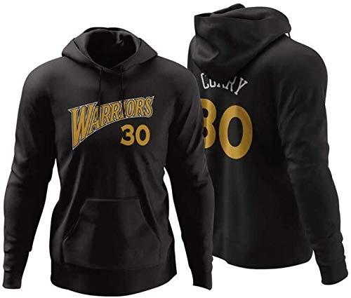ZSPSHOP Sudadera de baloncesto de la NBA, sudadera con capucha Atlanta Hawks Trey Yang con capucha para hombre de manga larga (color: negro 30, tamaño: mediano)