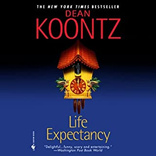 Life Expectancy audiobook cover art
