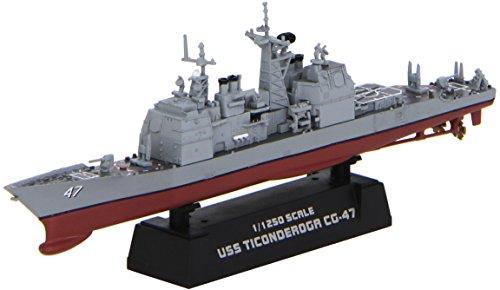 Easy Model 37401 Modèle de Fabrication USS CG-47 Ticonderoga Cruiser