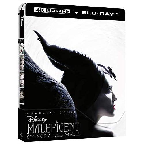 Maleficent: Signora Del Male 4K Steelbook (2 Blu Ray)
