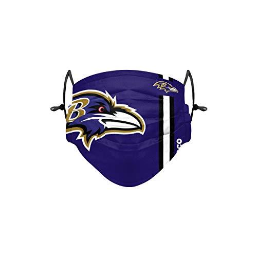 Forever Collectibles UK Baltimore Ravens - Cover con logo sul campo