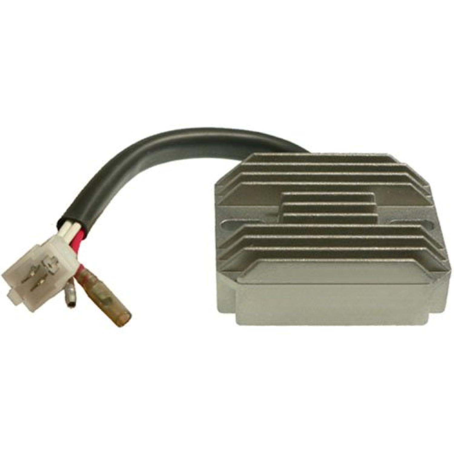 DB Electrical AYA6013 New Voltage Regulator For Yamaha Atv Yfm 350Cc Warrior 97 98 99 00 01 02 03 04 1997 1998 1999 2000 2001 2002 2003 2004 ESP2343 SH640-1 495873 3HT-81960-00-00 4KB-81960-10-00
