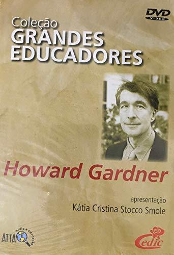 DVD Grandes Educadores - Howard Gardner