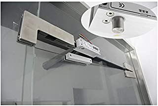 Electric Strike Lock for Frameless Glass Door Drop Bolt Gate Lock Fail Safe Fail Secure Time Delay Matching Office Access Control System