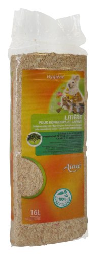 Agrobiothers 100140 Lecho Comprimido Natural - 16000 ml