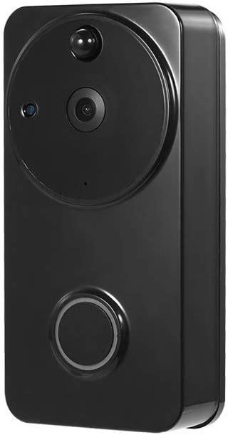 Video OFFer Doorbell 720p Camera Max 80% OFF Audio 2-Way Hd Quality
