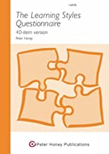 The Learning Styles Questionnaire 40-item Version