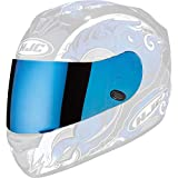 HJC RST Shield for HJ-09, AC-12, AC-12 Carbon, CL-15 and CL-SP Helmet RST Blue Mirror Shield