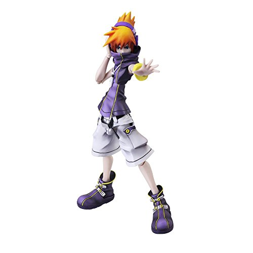 Square Enix The World Ends with You - Final Remix Bring Arts Action Figure Neku Sakuraba 13