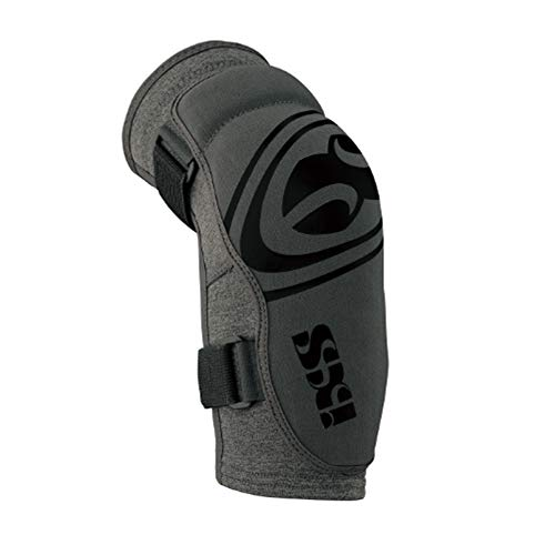 IXS Sports Division Kinder Carve EVO+ Elbow Guard Ellbogenschoner, Grey, L