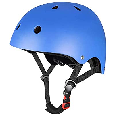 ZLEIOUY Kids Bike Helmet Toddler Helmet Childre...