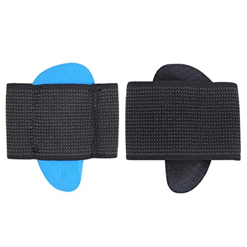 Foot Korrigering Insoles hålfotsinlägg Pads Inläggsulor ortopediska Support Sulor för Flat Foot Korrigerings hög båge Dämpnings hushållsprodukter