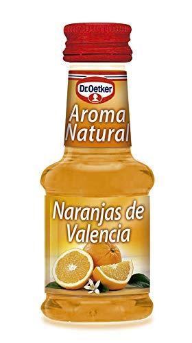 Dr. Oetker Aroma Natural Naranjas De Valencia 1 Unidad 35 g