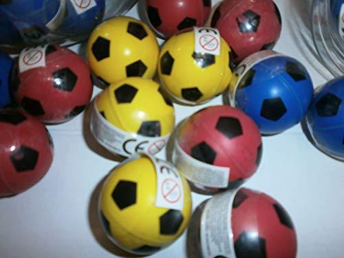 Schnooridoo 8 Fußball Flummis Springball Hüpfball Mitgebsel EM WM