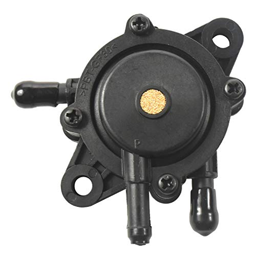 HQRP Fuel Pump Compatible with Kawasaki 49040-7001 49040-0769 49040-2075 Replacement fits FH381V-FH680V 15-25 HP Engines Plus Coaster