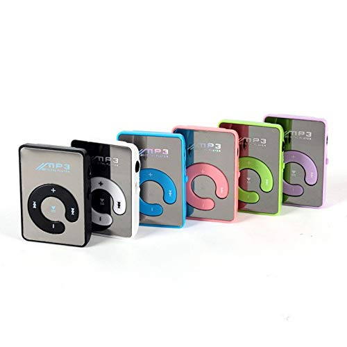OLPvh Mp3-player mini USB MP3 muziek mediaspeler Micro SD TF-kaart tot 16 GB Bluetooth MP3