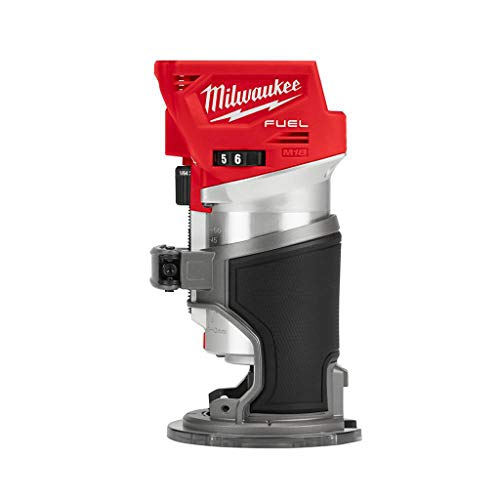 MILWAUKEE'S Cordless Compact Router,18.0 Voltage