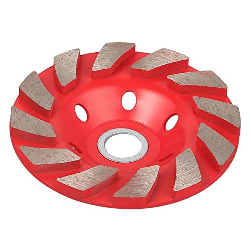 Disco de muela de diamante Disco de tallado de madera Forma de cuenco Taza de molienda Concreto Piedra de granito Herramientas eléctricas de corte de cerámica 3 uds-1