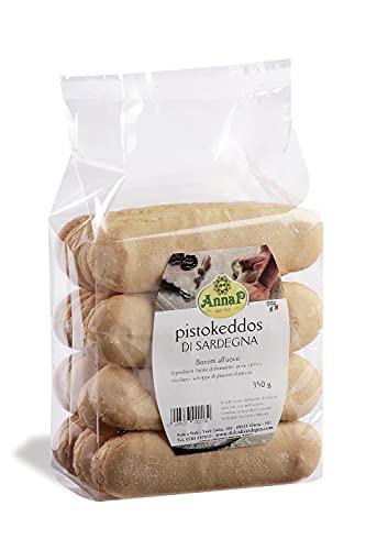 Anna P Pistokkeddos di Sardegna Biscotti all Uovo, 350g