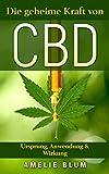 CBD: Die geheime Kraft von CBD - Ursprung, Anwendung & Wirkung: Was Sie alles über CBD wissen sollten und wie Sie CBD bei Schmerzen, Stress, Schlafstörungen und Depressionen effizient anwenden können