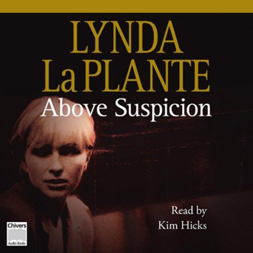 Above Suspicion cover art