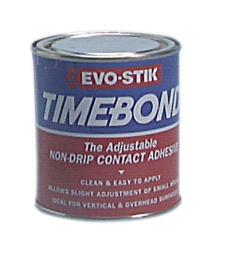EVO Stik Time Bond Adesivo a contatto, confezione da 500 ml