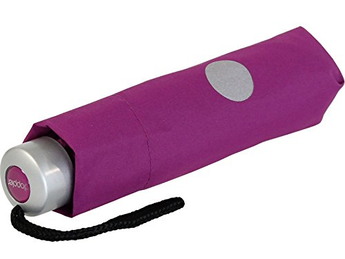 Doppler Kinderschirm Taschenschirm Kids Mini Reflex - Flieder