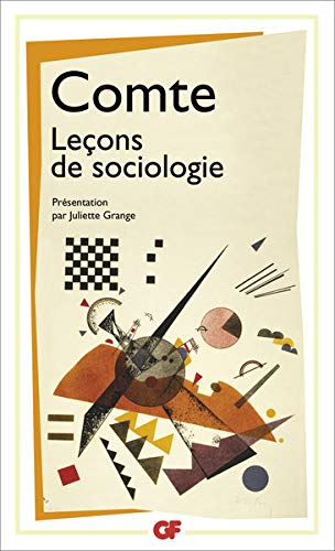 Leçons de sociologie: Cours de philosophie positive. Leçons 47 à 51