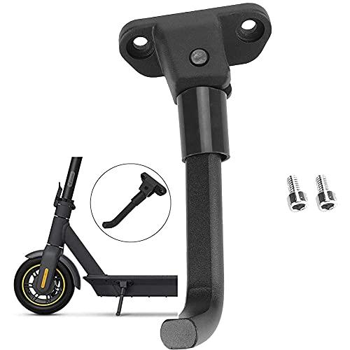Soporte de pie para Segway Ninebot Max G30 Patinete - Soporte para patinete eléctrico - Soporte de aparcamiento de patinete - Soporte de reposapiés de hierro para MAX-G30 - Accesorio para patinete