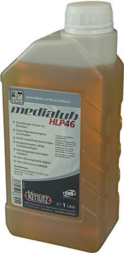 KETTLITZ-Medialub HLP 46 Hydrauliköl auf Mineralölbasis - 1 Liter Gebinde