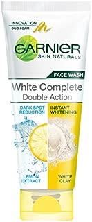 Garnier White Complete Double Action Facewash (50 Ml) By Dodo Store