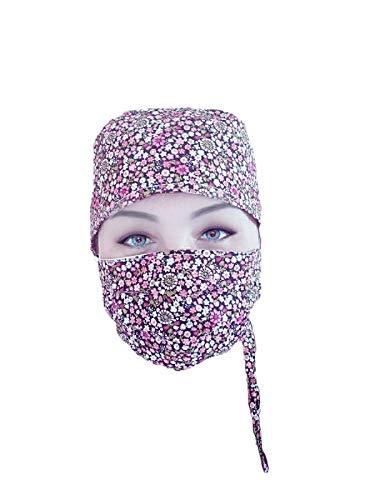 Mundschutz Maske +OP Haube