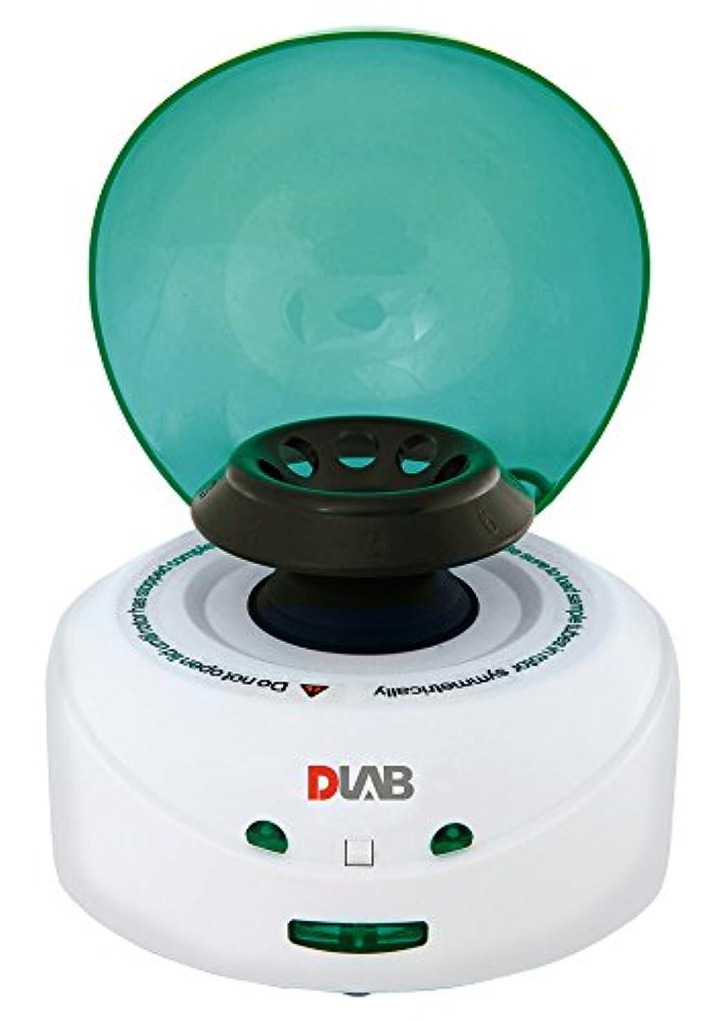 リーダーシップ迷信連帯ディーラボ(Dlab) 卓上小型遠心機 7000rpm /3-7014-01