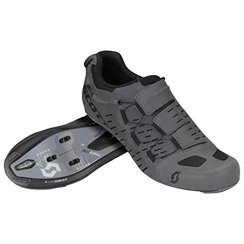 Scott Road Aero TT Rennrad Fahrrad Schuhe grau Reflective 2021: Größe: 43