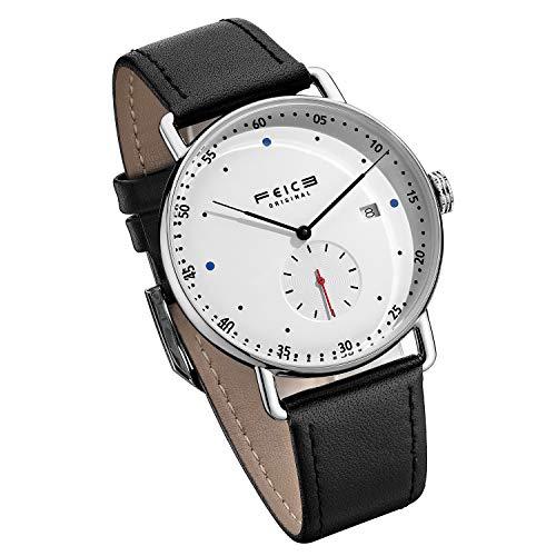 Feice new men's automatic watch unisex classic bauhaus mechanical...