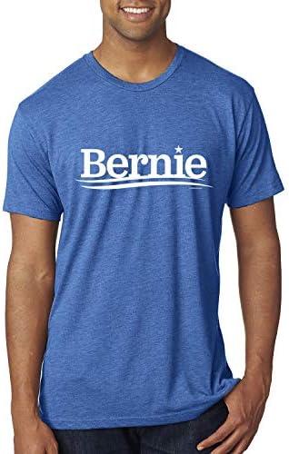 Bernie Sanders for President 2020 White Campaign Logo Mens Political Premium Tri Blend T Shirt product image