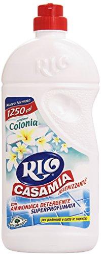 Rio - Casamia, Detersivo Igienizzante - 3 pezzi da 1250 ml [3750 ml]