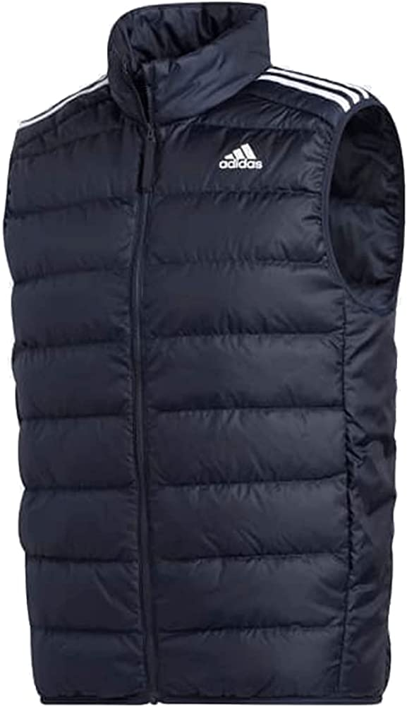 Adidas ESS Down Vest Large discharge sale favorite